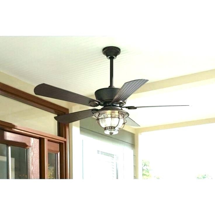 Famous Outdoor Ceiling Fan Lights Outdoor Ceiling Fans Ceiling Light With Within Outdoor Ceiling Fans With Light And Remote (View 5 of 15)