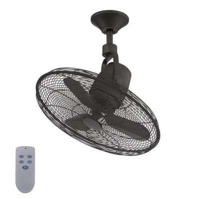 Famous Outdoor Ceiling Mount Oscillating Fans Regarding Downrod Included – Downrod Mount – Outdoor – Ceiling Fans Without (View 2 of 15)