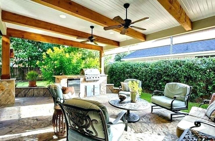Famous Porch Ceiling Fans Best Porch Fan Outdoor Ceiling Fans With Lights In Outdoor Ceiling Fans For Patios (View 6 of 15)