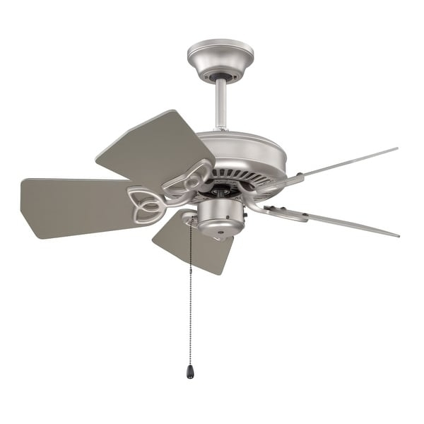 """Famous Shop Craftmade K10149 Piccolo 30"""" 5 Blade Indoor / Outdoor Ceiling For Craftmade Outdoor Ceiling Fans Craftmade (View 7 of 15)"""