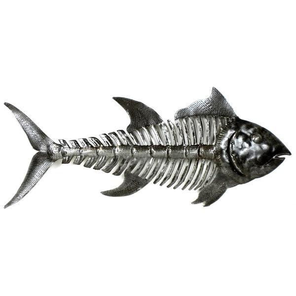 Featured Photo of Fish Bone Wall Art