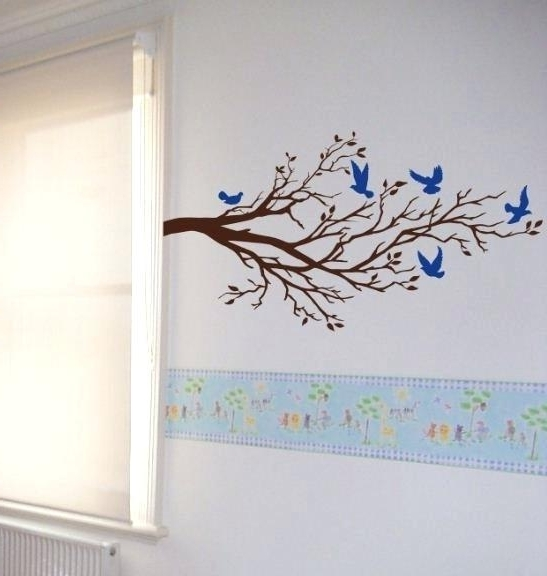 Famous Tree Branch Wall Art With Regard To Metal Branch Wall Art Wondrous Tree Branch Wall Art Or At Home And (View 13 of 15)