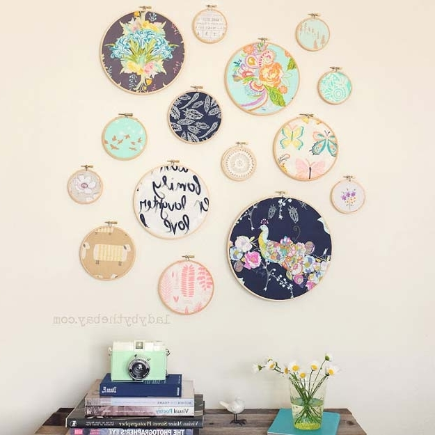 Fashionable 37 Awesome Diy Wall Art Ideas For Teen Girls Pertaining To Wall Art For Teenagers (View 2 of 15)