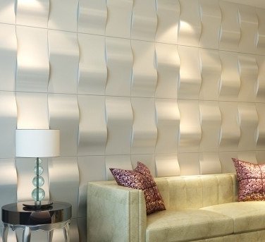 Fashionable 3D Wall Covering Panels Inside 3D Wall Panels (View 12 of 15)