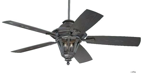 Fashionable All Metal Outdoor Ceiling Fans (View 2 of 15)