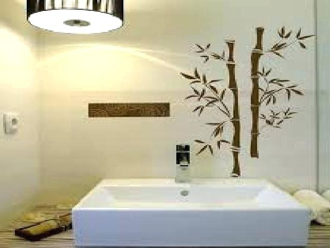 Fashionable Bathroom Wall Hangings Pertaining To Wall Art Ideas For Bathroom Bathroom Wall Hangings Decoration (View 12 of 15)