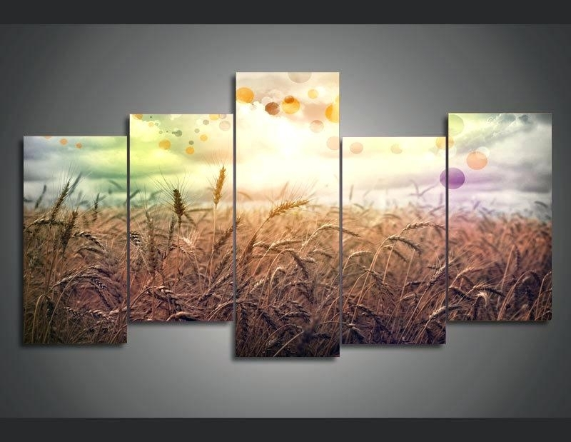 Fashionable Country Canvas Wall Art Inside Country Wall Art Country Wall Decor Primitive Country Framed Wall (View 4 of 15)