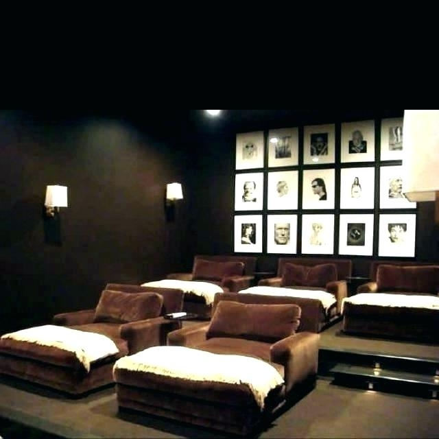 Fashionable Home Theater Decor Wall Art (View 9 of 15)