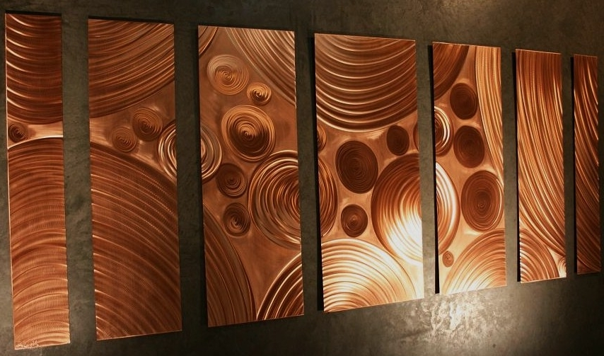 Fashionable Large Copper Wall Art intended for 55 Copper Wall Art, Vintage Copper Wall Art Large Copper Wall