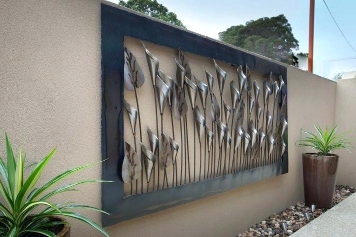 Fashionable Large Metal Wall Art Large Wood Wall Art Metal – Pointti Within Large Metal Art (View 3 of 15)
