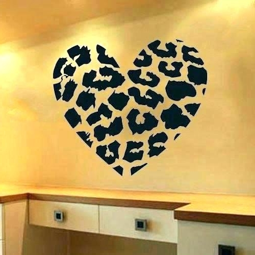 Fashionable Leopard Print Wall Art With Regard To Animal Print Wall Decor Animal Print Wall Art Luxury Animal Print (View 7 of 15)