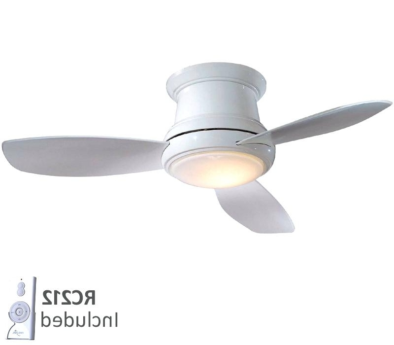 Fashionable Low Profile Outdoor Ceiling Fans With Lights Within Low Profile Ceiling Fans With Lights Fresh Outdoor Ceiling Fan With (View 3 of 15)