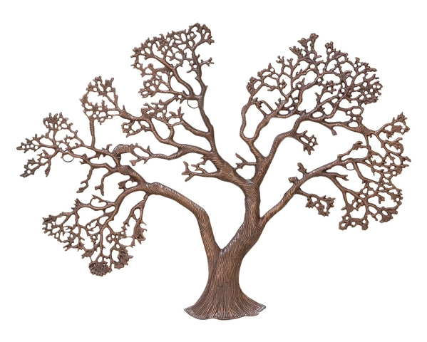 Fashionable Metal Oak Tree Wall Art With Regard To Divine Oak Tree Metal Wall Art (View 5 of 15)