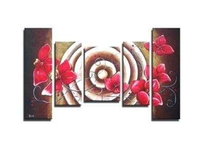 Fashionable Multi Panel Canvas Multiple Piece Wall Art 4 – Rocketrygolf Regarding Wall Art Multiple Pieces (View 3 of 15)