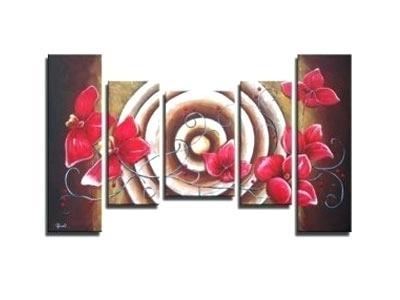 Fashionable Multi Panel Canvas Multiple Piece Wall Art 4 – Rocketrygolf Regarding Wall Art Multiple Pieces (View 12 of 15)
