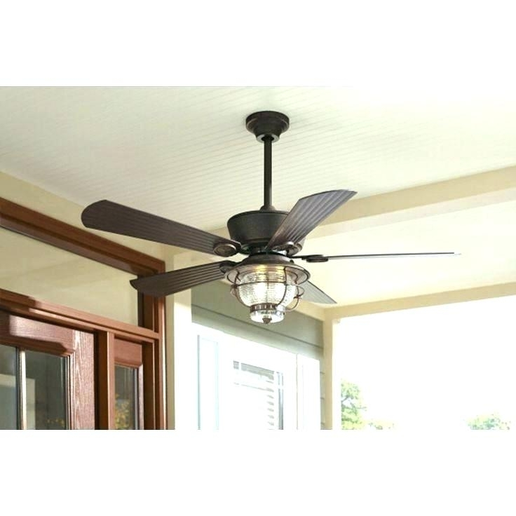 Fashionable Outdoor Ceiling Fans Without Lights Regarding Flush Mount Ceiling Fan Without Light Ceiling Ceiling Fan With Light (View 2 of 15)