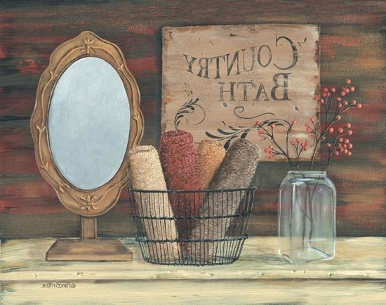 Fashionable Primitive Wall Art In Country Wall Art And Decor Decor Bathroom Wall Art With Bathroom (View 5 of 15)