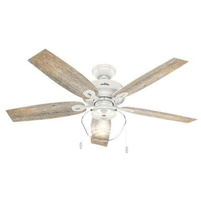 Fashionable Rustic Outdoor Ceiling Fans Within Rustic – Outdoor – Ceiling Fans – Lighting – The Home Depot (View 5 of 15)