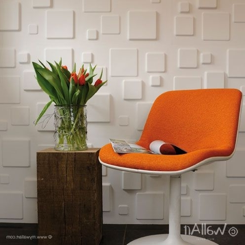 Fashionable Wetherill Park 3D Wall Art In Eco Friendly 3D Wallpanels Made Out Of Sugarcane Bagasse (View 4 of 15)