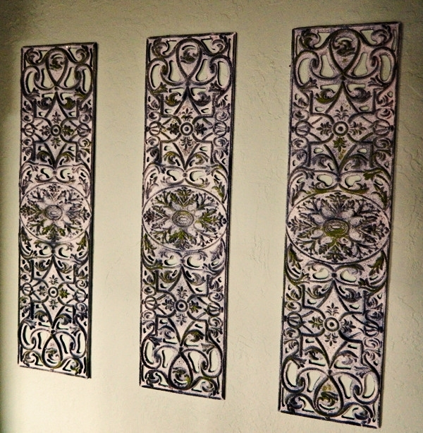 Faux Wrought Iron Wall Art Throughout Trendy Faux Wrought Iron Wall Decor Fresh Wall Art Ideas Design Trending (View 4 of 15)