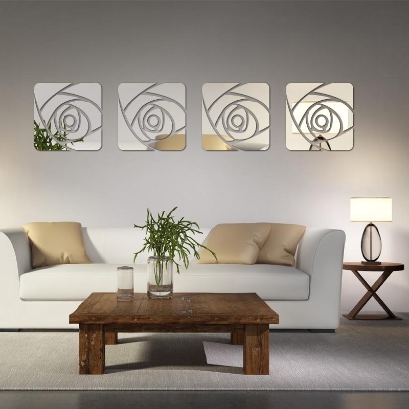 Featured Photo of 3D Modern Wall Art