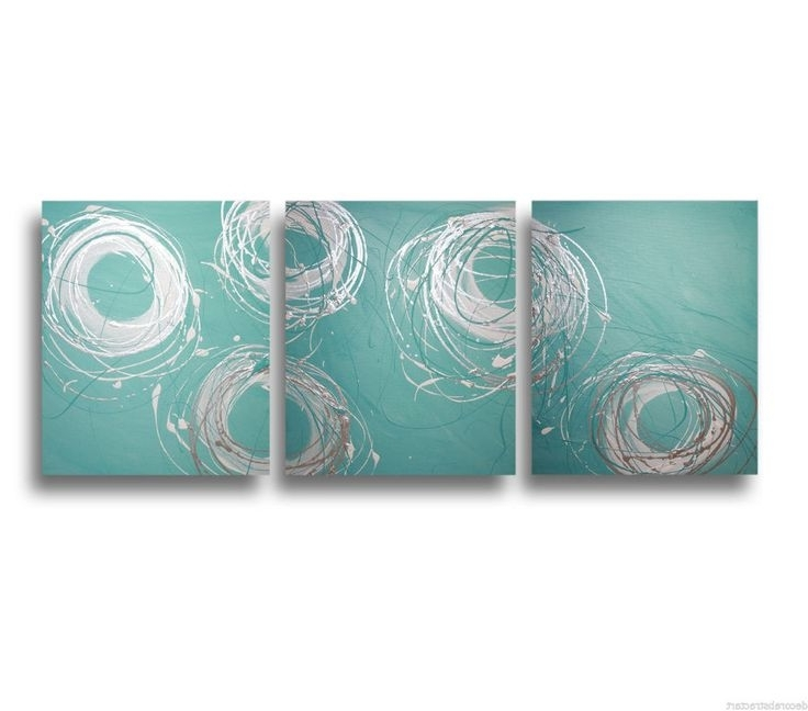 Favorite Abstract Canvas Wall Art Australia Throughout Abstract Wall Art Australia – Nuestro Art (View 7 of 15)