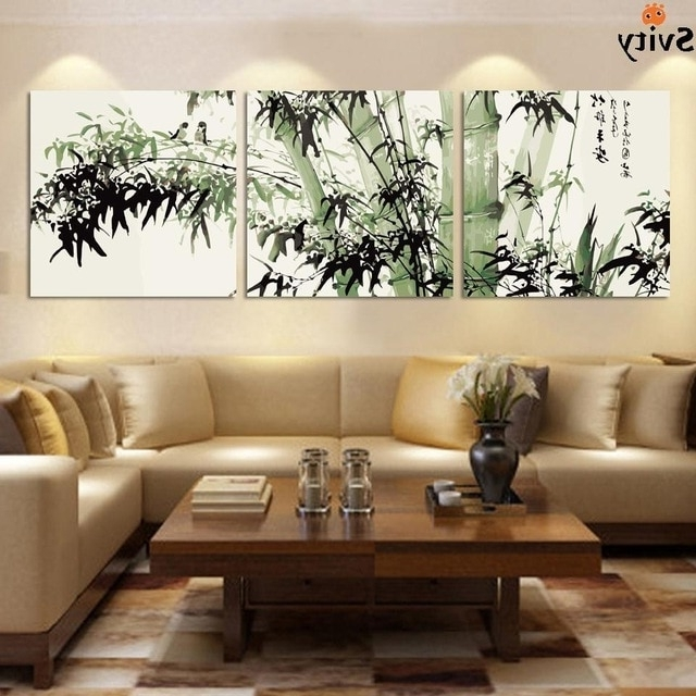 Favorite Aliexpress : Buy Fashion Large Canvas Art Cheap Modern Abstract Inside Large Cheap Wall Art (View 6 of 15)