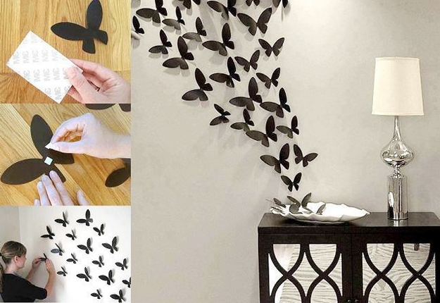 Favorite Catchy Diy Wall Decor For Bedroom With Cool Cheap But Cool Diy Wall For Cheap Wall Art And Decor (View 6 of 15)