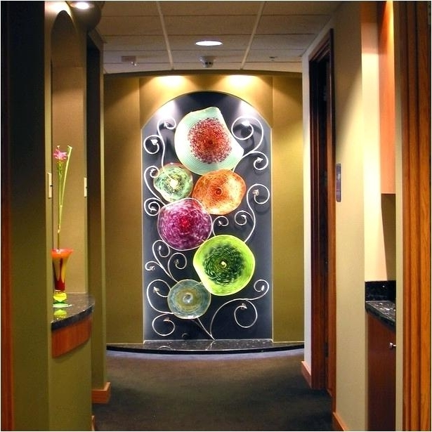Favorite Glass Wall Art Pictures Stained Glass Wall Art Stained Glass Wall Throughout 3D Glass Wall Art (View 6 of 15)