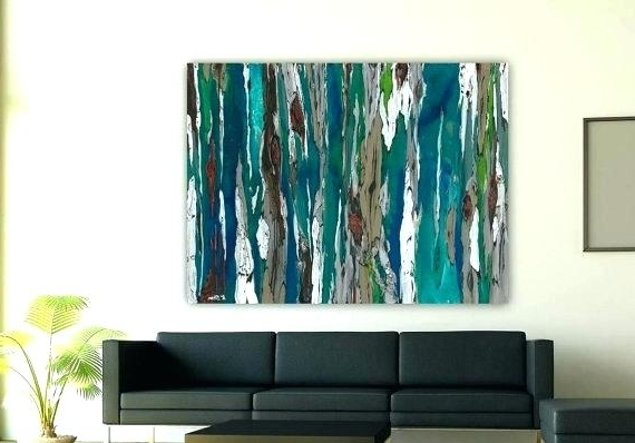 Favorite Large Teal Wall Art With Regard To Extra Large Canvas Wall Art – Juntxspodemos (View 3 of 15)