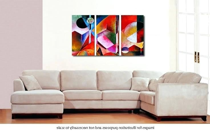 Favorite Large Triptych Wall Art Simple Door Windows Canvas Triptych Wall Art For Vibrant Wall Art (View 6 of 15)