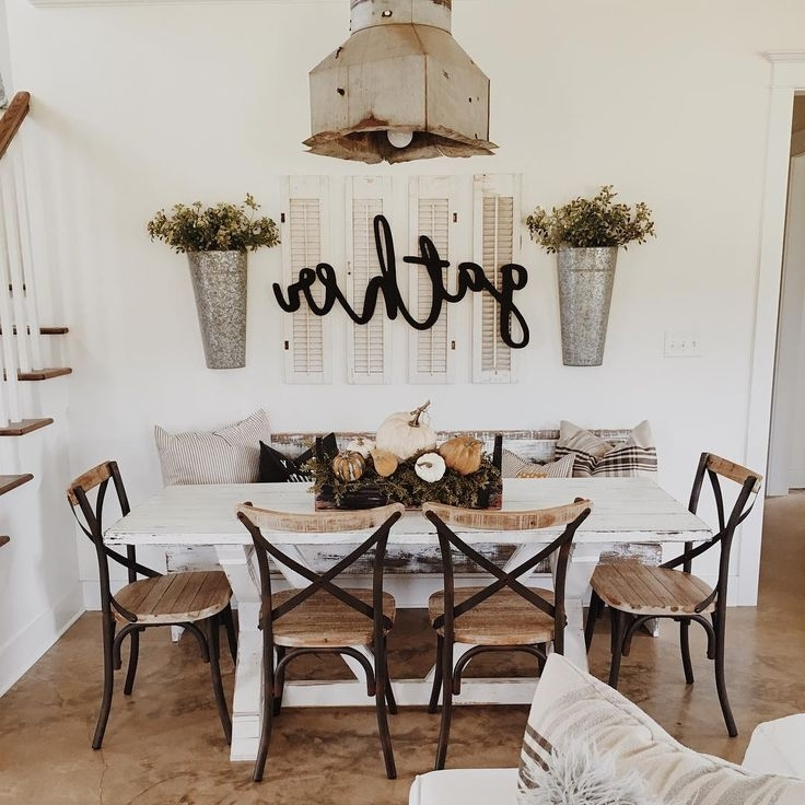 Favorite Modern Dining Room Wall Decor Ideas For Ideas For Dining Room Walls With Dining Wall Art (View 6 of 15)