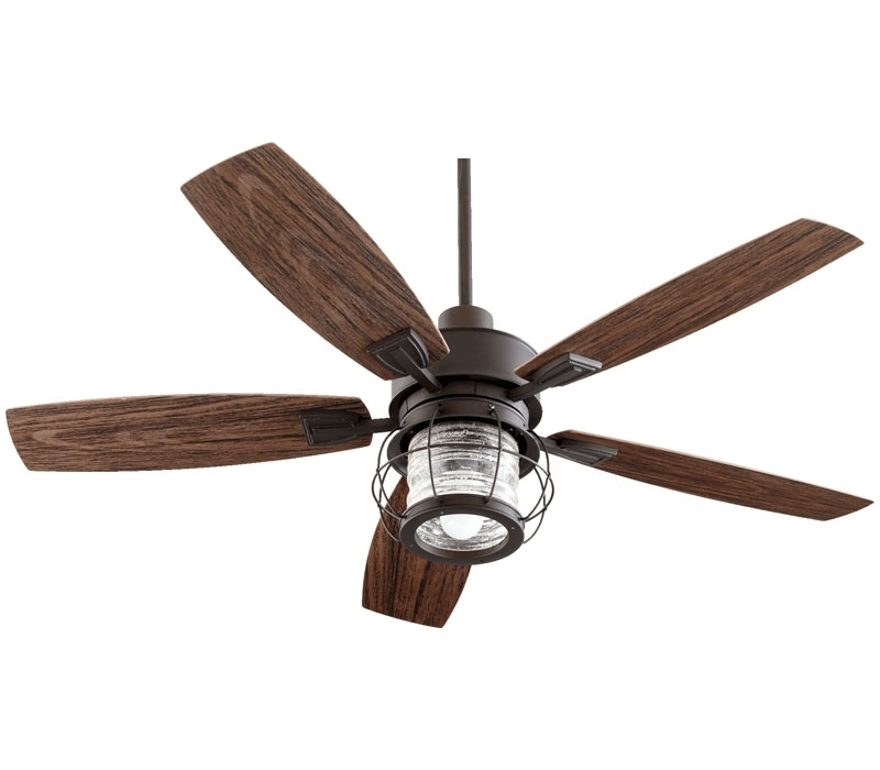 Favorite Nautical Ceiling Fans – Design For Comfort In Nautical Outdoor Ceiling Fans With Lights (View 6 of 15)