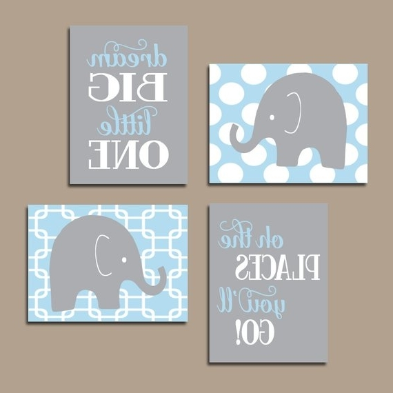 Favorite Nursery Canvas Art With Boy Nursery Canvas Wall Art – Elitflat (View 13 of 15)