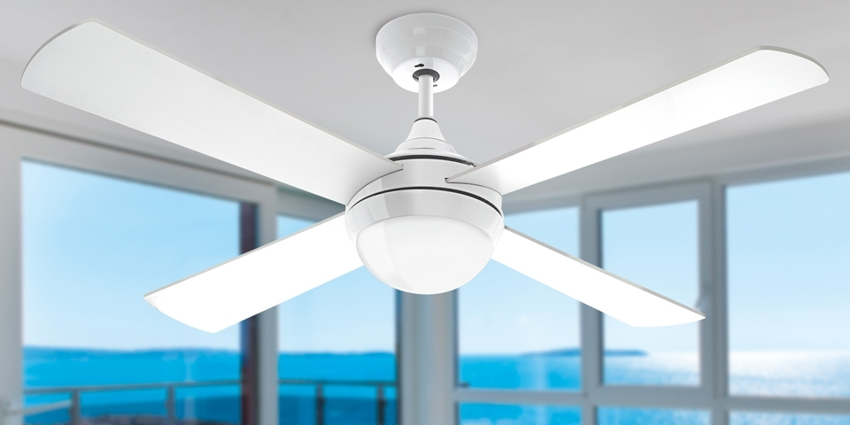 Favorite Outdoor Ceiling Fans At Bunnings Pertaining To Buying Guide: How To Choose The Best Ceiling Fan (View 15 of 15)