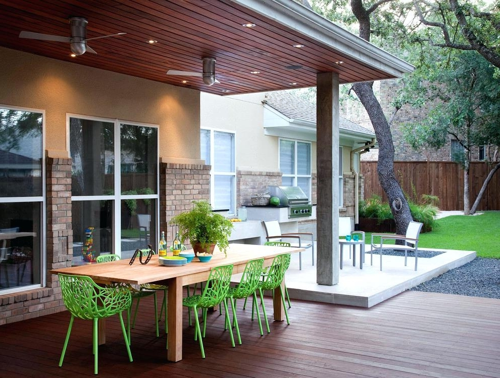 Favorite Outdoor Ceiling Fans For Decks In Modern Outdoor Fan Funky Ceiling Fans Deck Contemporary With Fan (View 3 of 15)