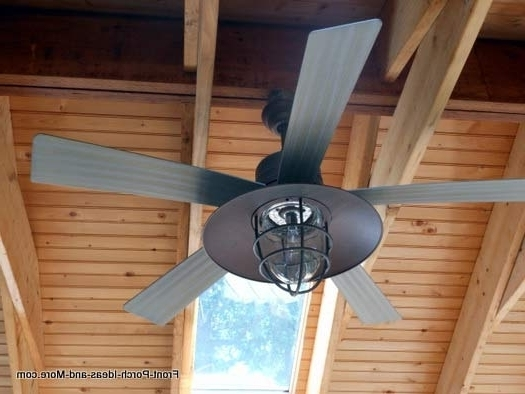 Favorite Pretty Outdoor Ceiling Fan Porch Fan Contemporary Ceiling Fan Relish Within Outdoor Ceiling Fans For Porches (View 2 of 15)