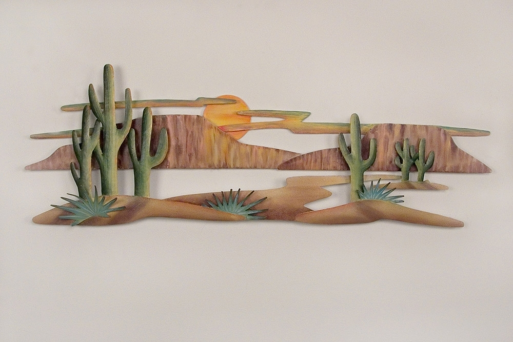 Favorite Sweet Southwestern Wall Art : Andrews Living Arts – Fashionable Throughout Southwestern Metal Wall Art (View 4 of 15)