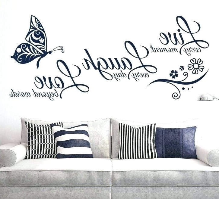 Favorite Wall Decals Walmart Wall Stickers Full Size Of Wall Decals With Within Walmart Wall Stickers (View 4 of 15)