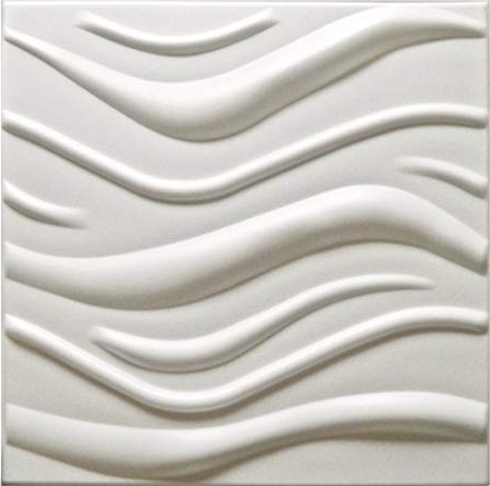 Favorite Waves 3D Wall Art With Topceilingtiles 3D Decorative Interior Wall Panels 3D Wall Boards 3D (View 14 of 15)