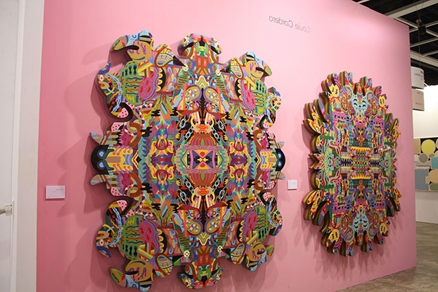Filipino Wall Art Regarding Most Up To Date Filipino Artists Shine At Art Basel Hong Kong (View 5 of 15)