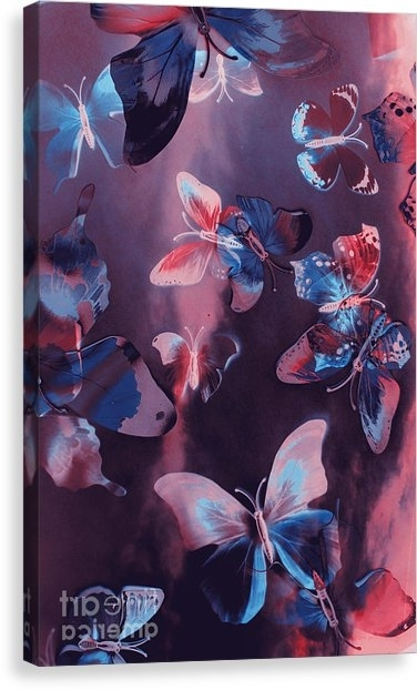 Fine Art America Pertaining To Abstract Butterfly Wall Art (View 7 of 15)