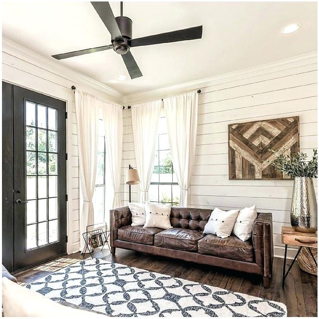 Fixer Upper Ceiling Fan Fixer Upper Ceiling Fan Joanna Gaines Fixer Pertaining To Most Recent Joanna Gaines Outdoor Ceiling Fans (View 13 of 15)