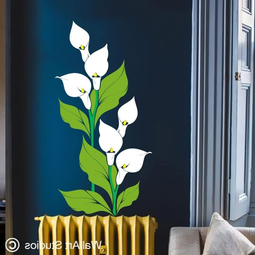 Floral & Plant Wall Art With Regard To Preferred Flowers & Plants Wall Art South Africa (View 12 of 15)