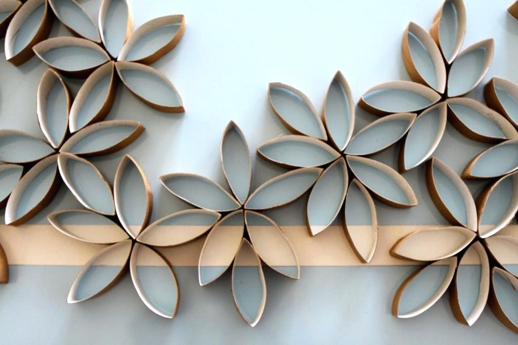 Flower Wall Art I 3D Flower Wall Art Umbra – Fashionnorm (View 4 of 15)