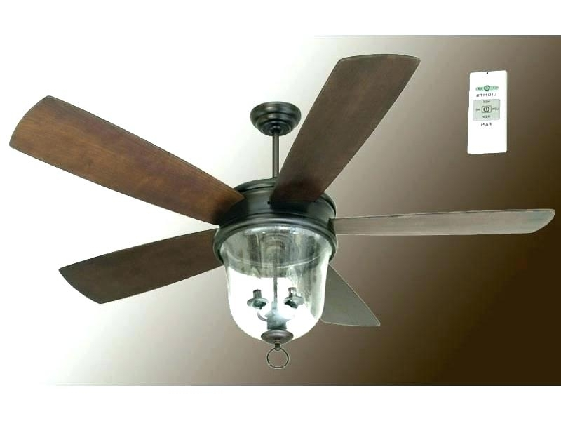 Flush Mount Outdoor Ceiling Fan With Light Flush Mount Ceiling Fan Intended For Widely Used Outdoor Ceiling Fans And Lights (View 5 of 15)