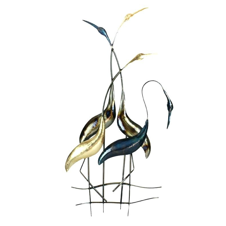Flying Birds Metal Wall Art Pertaining To Fashionable Birds In Flight Wall Decor Flying Ceramic Flying Birds Wall Decor (View 12 of 15)