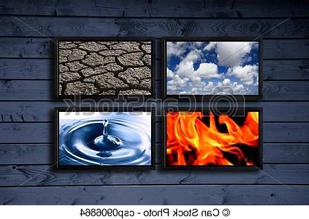 Four Elements (View 11 of 15)