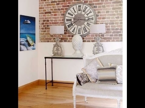 French Country Wall Decorfrench Country Wall Art Decor Youtube With Regard To Most Current Country French Wall Art (View 6 of 15)