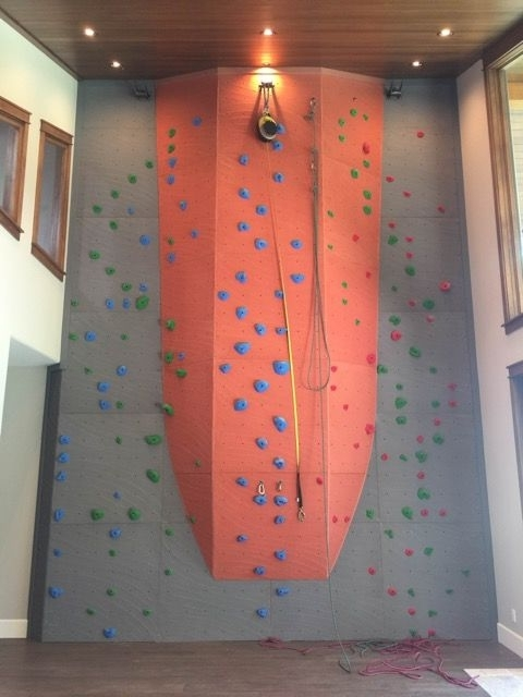 Fun Things To Do In Regarding Well Known Home Bouldering Wall Design (View 7 of 15)